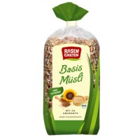 Basis Müsli mit Amaranth