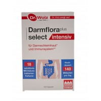 Darmflora plus® select intens 40 Kapseln
