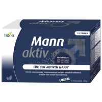 Mann aktiv 15 Sticks